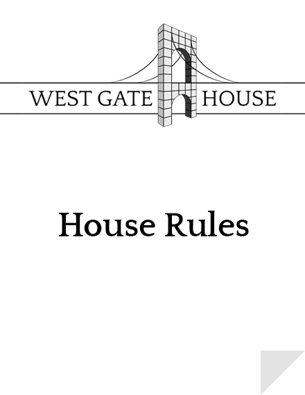 Resources West Gate House